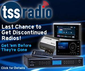 discontinued radios