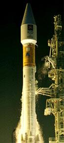 ICO Rocket