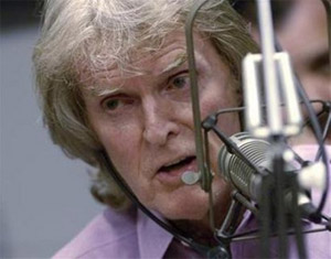 imus on the microphone