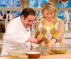 martha stewart emeril lagasse
