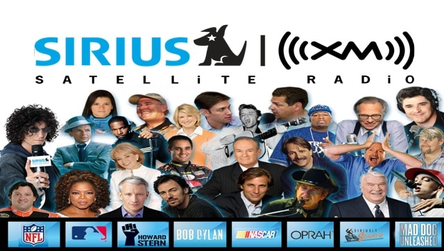 sirius xm media conference presentation highlights