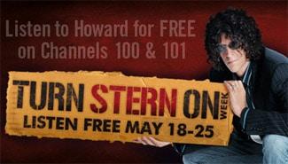 howard stern online free