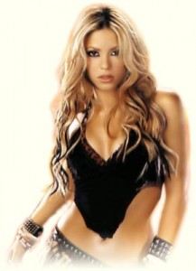 shakira loca lyrics