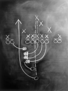 sokol-howard-football-play-on-chalkboard