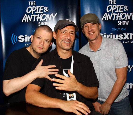 Opie has a ally over