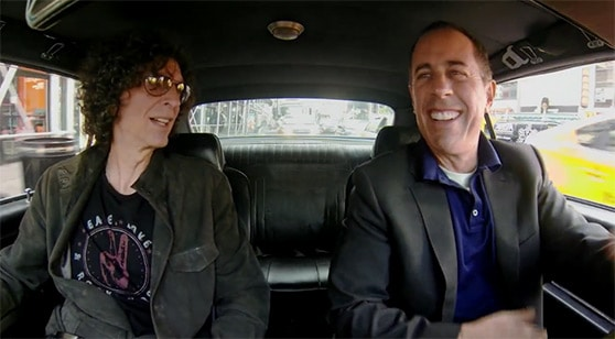 Comedians In Cars Getting Coffee And Howard Stern